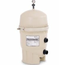 Pentair Clean and Clear Plus 240 square foot Cartridge Filter