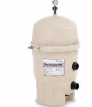 Pentair Clean and Clear Plus 520 square foot Cartridge Filter