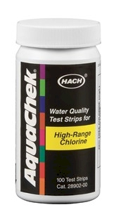 AquaChek High Range Chlorine Test Strips, AquaChek Select 7 in 1 Test Strips, AquaChek Select 7 in 1 Test Strips - Refill, AquaChek ShockChek Test Strips, AquaChek Spa 6 in 1 Test Strips, AquaChek White Titrators Test Strips