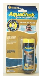 AquaChek Select 7 in 1 Test Strips - Refill 50 strips