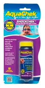 AquaChek ShockChek Test Strips 10 strips