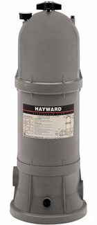 Hayward 120 square foot Star-Clear Plus Cartridge Filter with 1 and one-half inch Pipe
