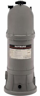 Hayward 75 square foot Star-Clear Plus Cartridge Filter with 1 and one-half inch Pipe