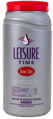 Leisure Time Bromine Tablets 2.2 lb