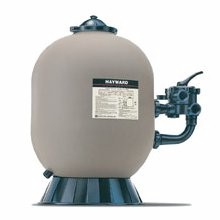 Hayward 24 inch Pro-Series Sand Filter with a Side Mount