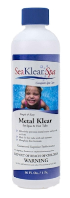 Sea-Klear Metal Klear  1 pint