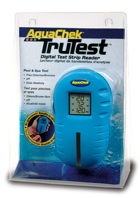 Measure your water levels with ease and accuracy using this time-efficient test strips reader.