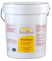 Pool Solutions Stabilizer 25 lbs