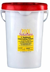 Pool Solutions 3 inch Chlorine Tablets 50 lbs