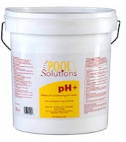 Pool Solutions PH increase 25 lbs