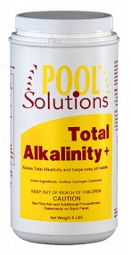 Pool Solutions Total Alkalinity increase 5 lbs