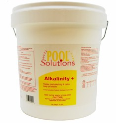Pool Solutions Total Alkalinity increase 25 lbs