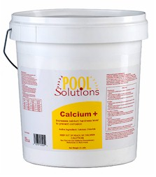 Pool Solutions or Azure Calcium increase 25 lbs