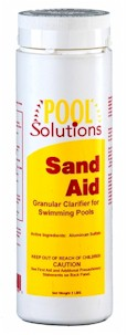 Pool Solutions Sand-Aid Filter Aid 2 lbs