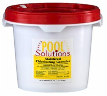 Pool Solutions Chlorinating Granules 10 lbs
