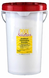 Pool Solutions Chlorinating Granules 50 lbs
