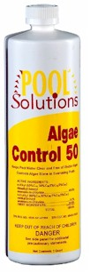 Pool Solutions Algae Control 50 1 Qt.