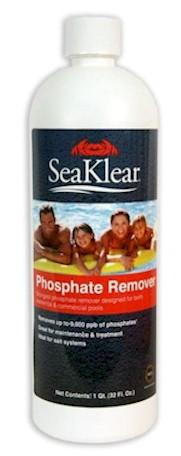 Sea Klear Phosphate Remover 1 Quart Phosphate Remover